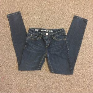 Girls jeans size 5R